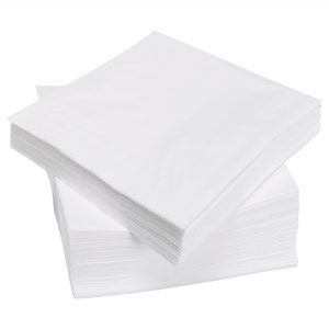 White clean transparent looking sheets ream of paper A3 copy